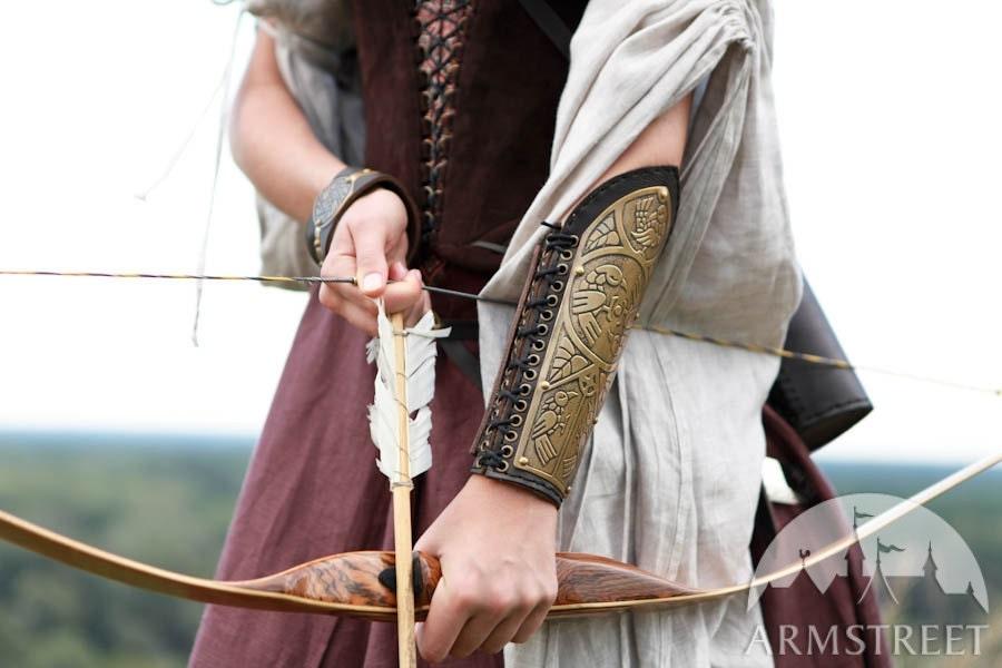 Archery Bracer Arm Guard
