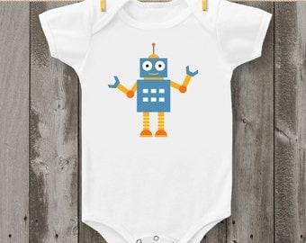 Robot  Bodysuit or T-Shirt