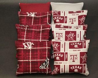 University Of Texas Longhorns Cornhole Bean Bags 8 By