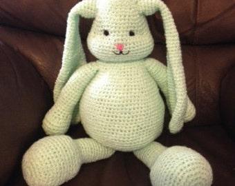 Soft Cuddly Bunny