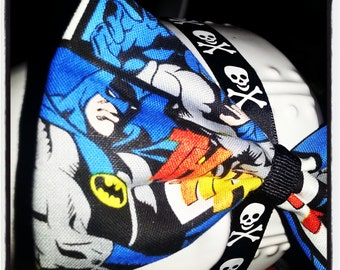 Geek Chic: DC Comics Batman Fabric Big Hair Bow