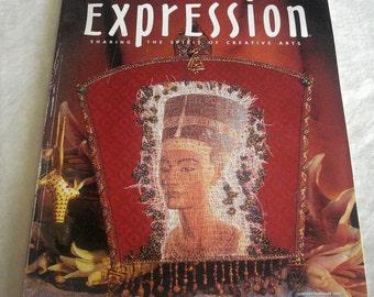 Expression Magazine of the Creative Arts, Jan Feb 2003