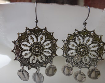 Swedish Blekinge-style earring - #2