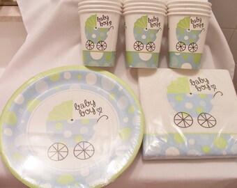 napkins baby shower supplies decorations boy baby shower supplies