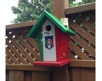 Italy Birdhouse