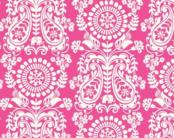 1 yard- Chimera Pink- Global Bazaar from Blend Fabrics