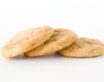 FREE SHIPPING - Snickerdoodle - 24 cookies