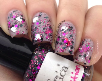Wicked Attraction Handmade custom nail polish