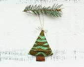 Christmas Tree Ornament - Holiday Decorations