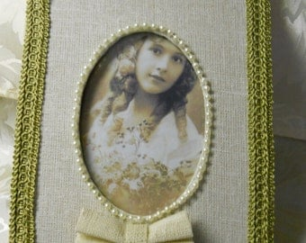 Victorian Picture Frame Handcrafted