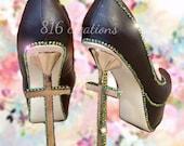 Cross Heels size (5.5/6)
