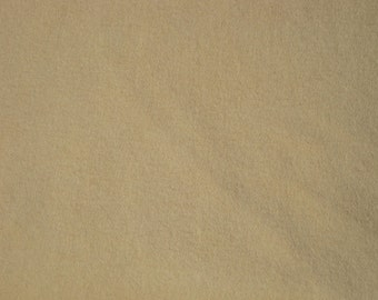 Cotton Interlock Knit Apparel Fabric By the Yard - BEIGE