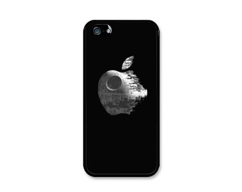Star Wars Inspired Apple Deathstar Case Design by Little Brick Press Choose iPhone 4/4s, 5/5s, 5c, 6/6s, 6/6s Plus, 7 or 7 Plus.