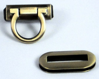 Fidlock Snap Pull And Snap Male Sewable Magnetic