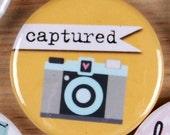 Flair Button - Captured