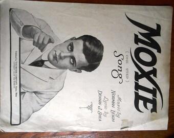 Sheet Music 1921