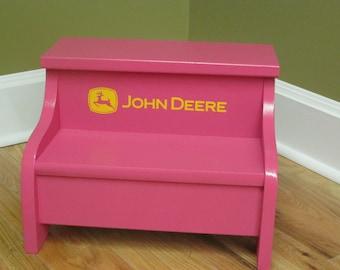 John Deere Step Stool Car Interior Design