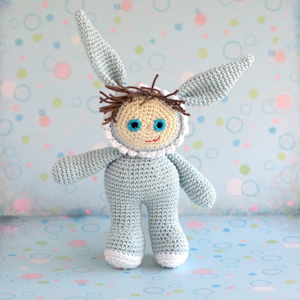 Amigurumi Pattern Amigurumi Crochet Doll Pattern Crochet