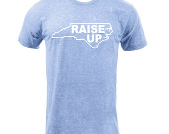 Raise Up - Athletic Blue