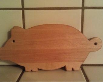 Mini Pig Trivet/Serving Board