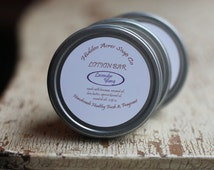 Lavender Ylang Ylang Handmade Solid Lotion Bar - Soothe and Relax - Moisturize and Nourish