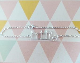 Sorority Little Sister Bracelet