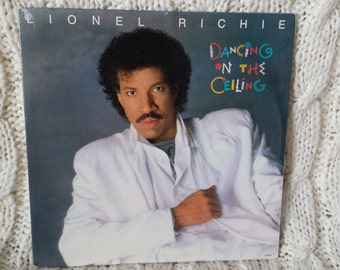 """Lionel Richie - """"Dancing On The Ceiling"""" vinyl record"""