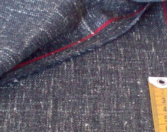 Fabric swatches for 50s men's high-waisted trousers, slacks