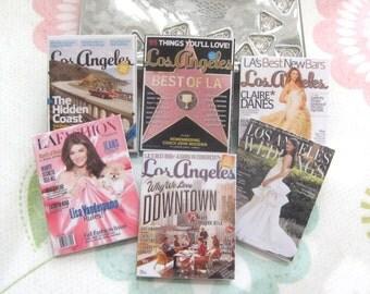 dollhouse  magazines Los Angeles x 6 fashion wedding lakeland artist