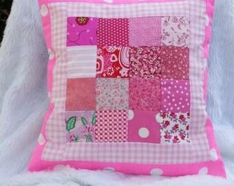 """16"""" Unique cotton patchwork  cushion pillow cover"""