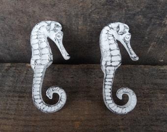 Seahorse knobs   Etsy