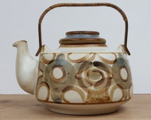 Søholm and Noomi Backhausen large Teapot 3382 from Denmark mid century