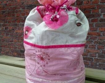 Pouch, small bag, sportsitem, sauna bag, diaperbag, travelbag