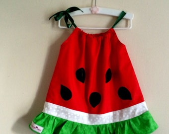 Super sweet Watermelon dress