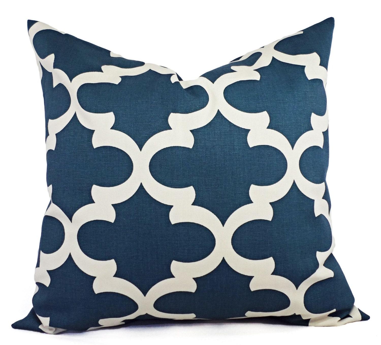 Quatrefoil Decorative Pillow : Quatrefoil Decorative Pillow Covers Throw Pillow Cover