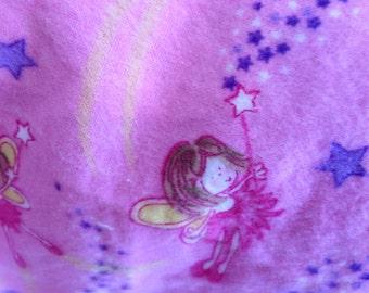 Sale i took 5 dollars off this Fairy blanket in pinks, purple  with satin bindings