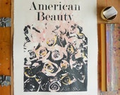 American Beauty - Grey/ Pink/ Gold