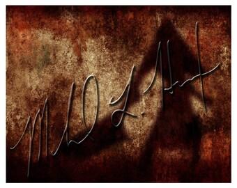 Silent Hill Minimalist Print