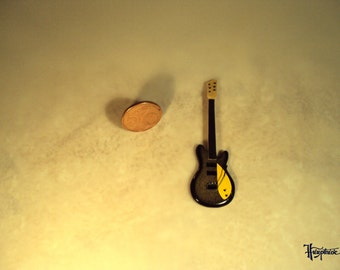Miniature guitar. MG29