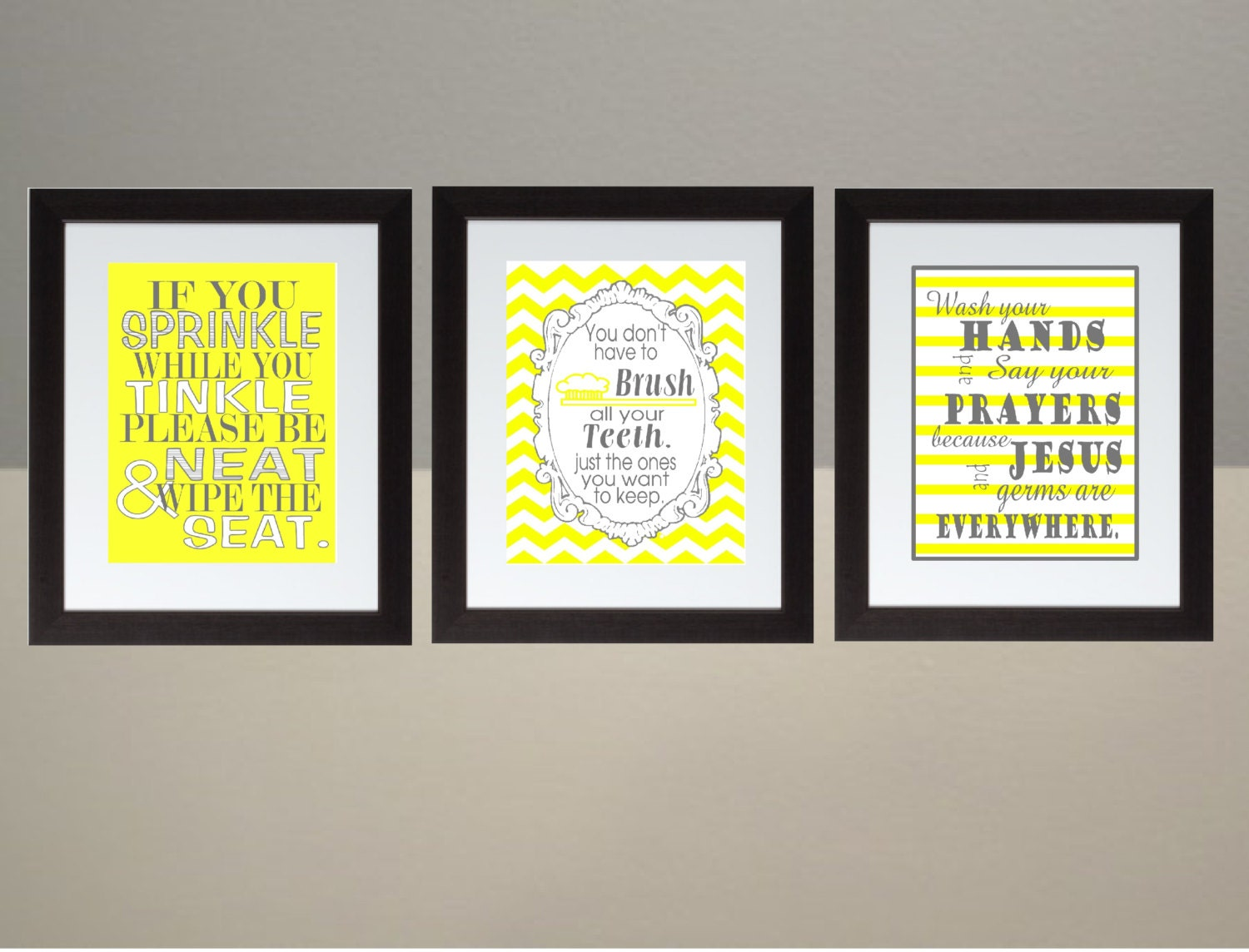 Enchanting Wall Art Yellow And Gray Pattern - Wall Art Collections ...
