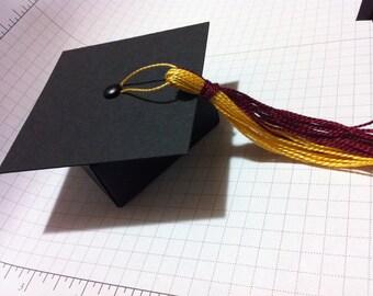 10 Graduation cap gift box