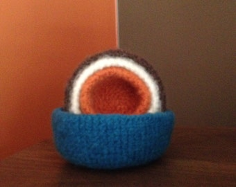 Felted Wool Bowls, Handcrafted on Vancouver Island, BC