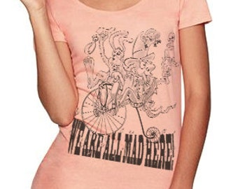 Alice in Wonderland Book T-Shirt