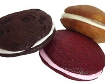 Insanely Delicious Whoopie Pies