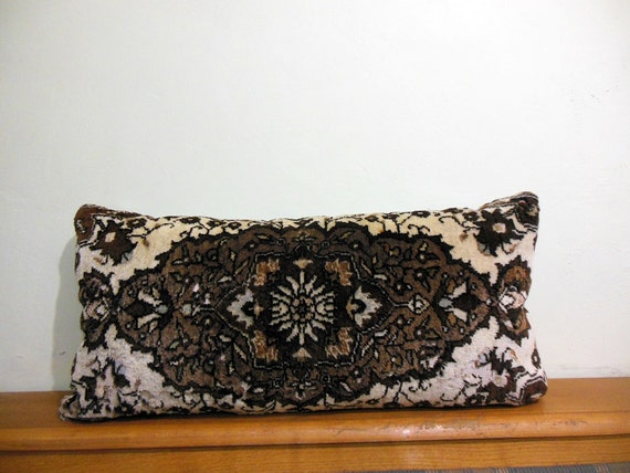 Xl Decorative Pillows : 16x33 Extra Large Lumbar Pillow Throw by DECOLICKILIMPILLOWS