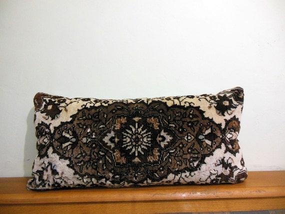 16x33 Extra Large Lumbar Pillow Throw by DECOLICKILIMPILLOWS