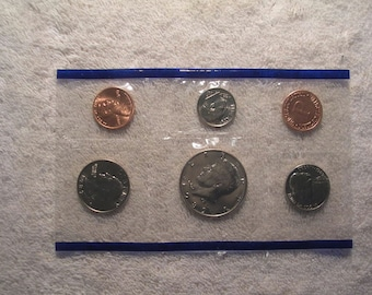 1989 P & D US Coin Mint Sets