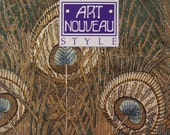 Guide to Art Nouveau Style for Decorators or Antique Collectors of Decorative Arts by William Hardy