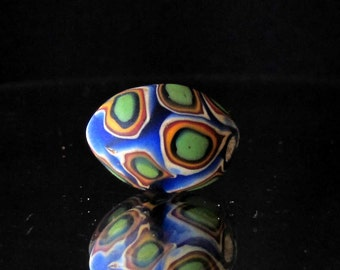 handmade colorful indonesian glass bead (18)