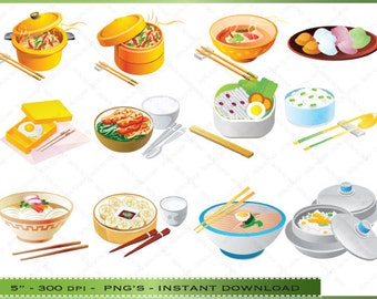 Popular items for chinese food on Etsy